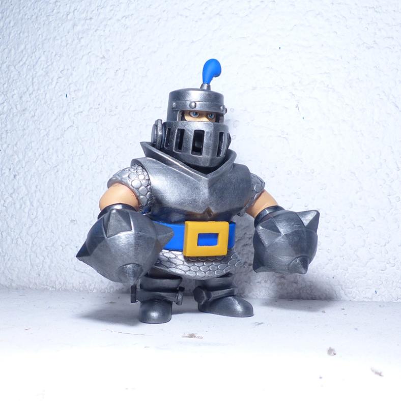 mega knight 4