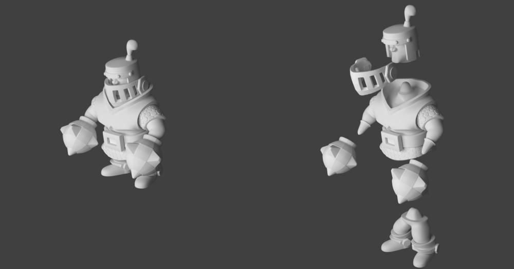 mega knight render 6