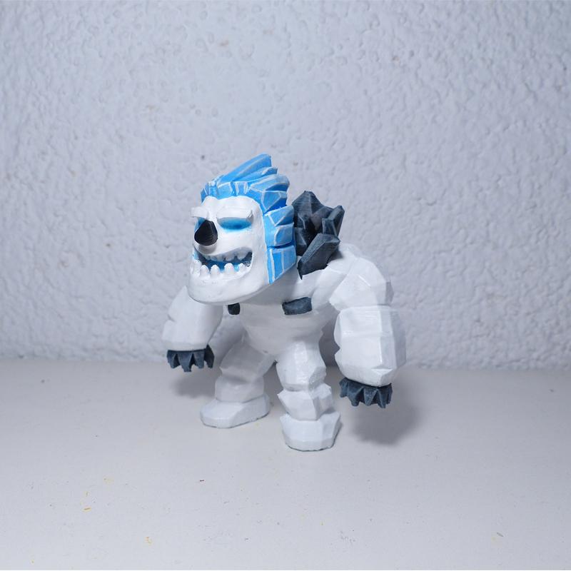 ice GOLEM 2