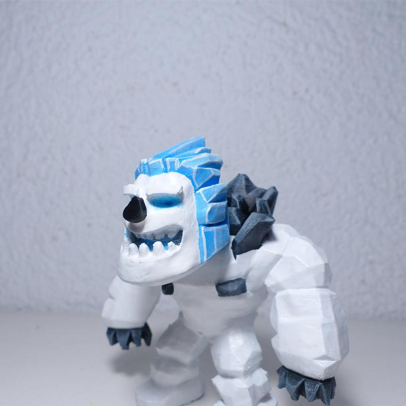ice GOLEM 3